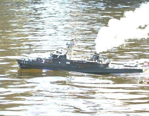 機雷敷設艦 - Minelayer